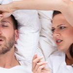 5 способов помочь положить конец храпу вашего супруга